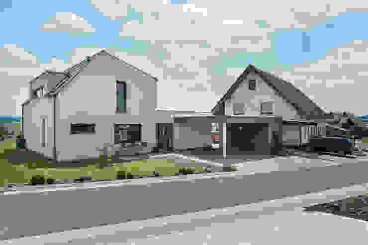Houses by herbertarchitekten Partnerschaft mbB, Modern