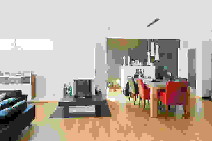 Dining room by herbertarchitekten Partnerschaft mbB, Modern