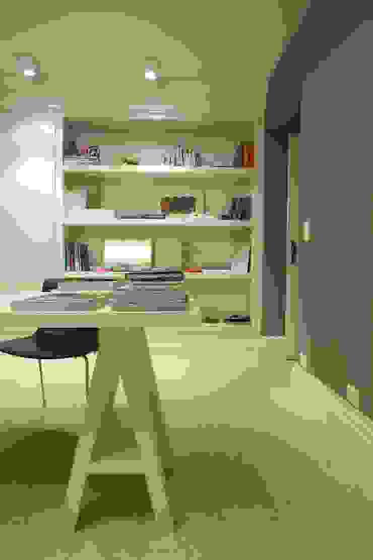 Escritório de Arquitetura Escritórios modernos por Ana Paula e Sanderson Arquitetura Moderno