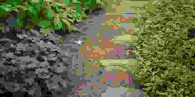 detale w ogrodzie od Autorska Pracownia Architektury Krajobrazu Jardin Eklektyczny