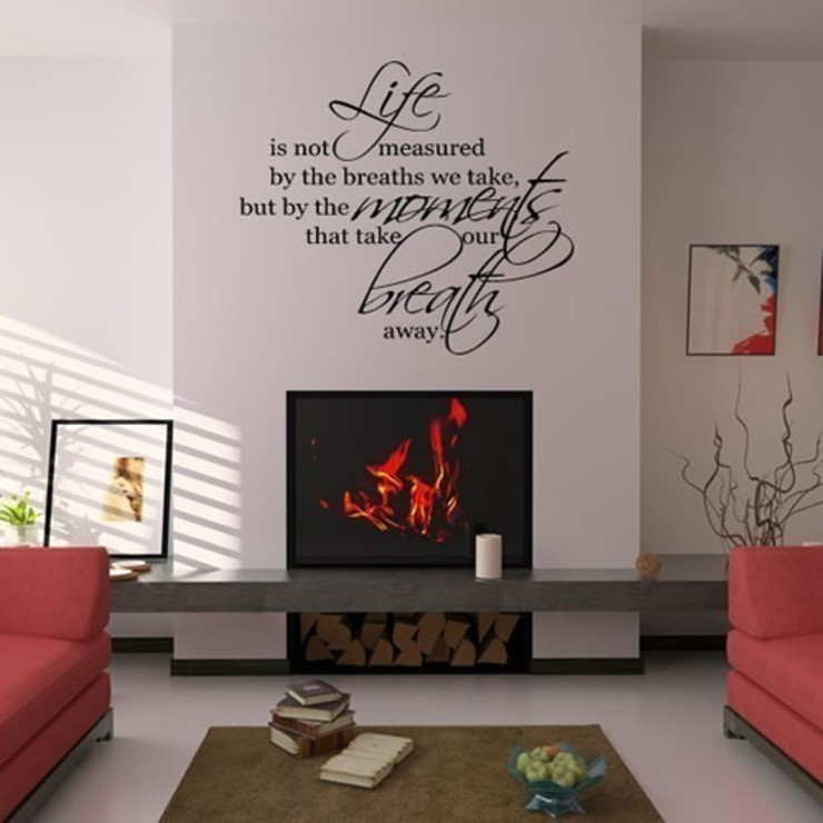 Quotes de Icon Wall Stickers Moderno