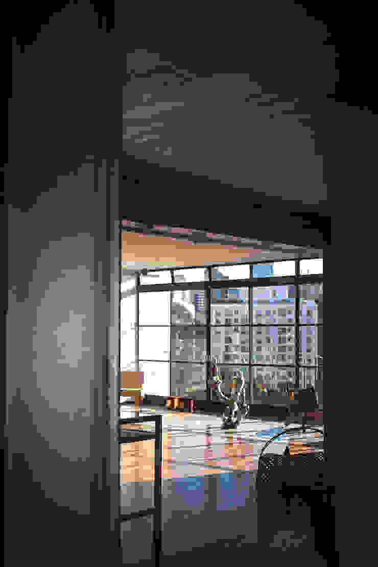 Ruta arquitetura e urbanismo Вітальня