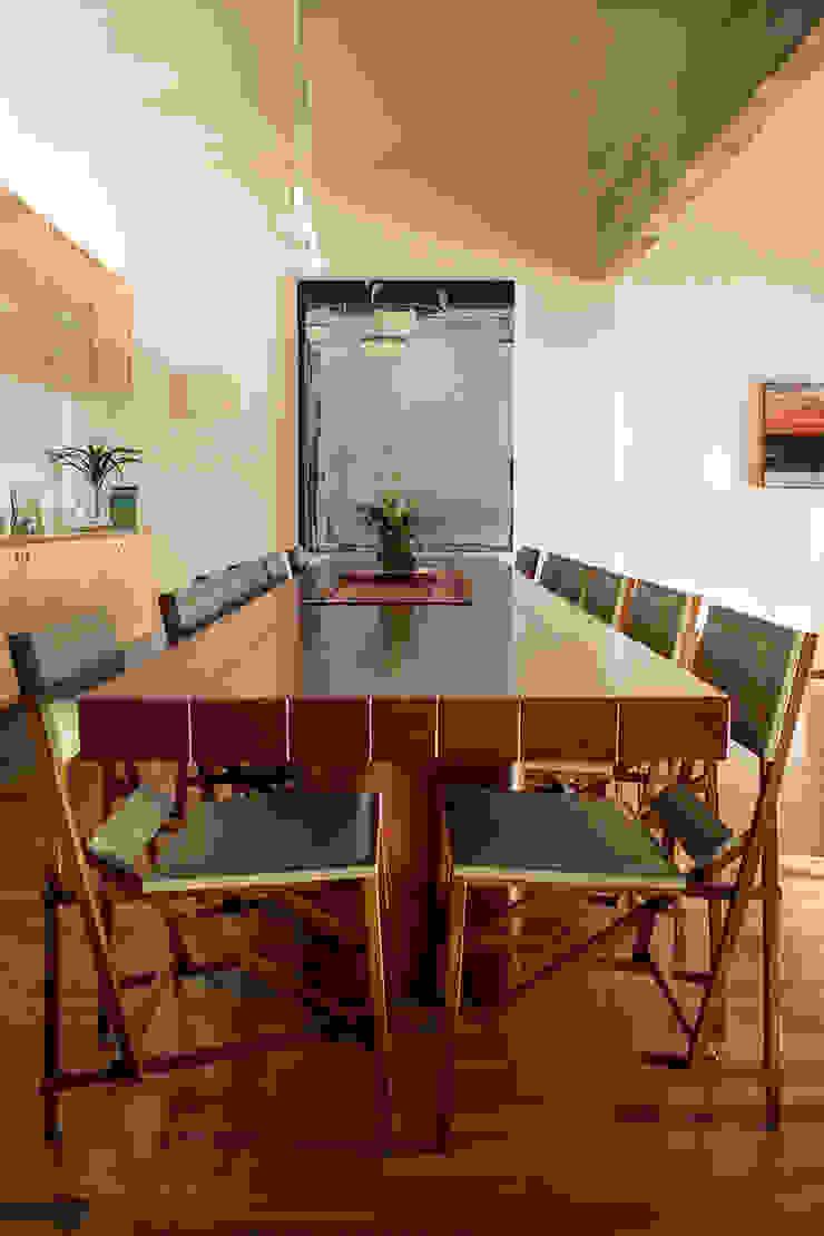 Ruta arquitetura e urbanismo Modern kitchen