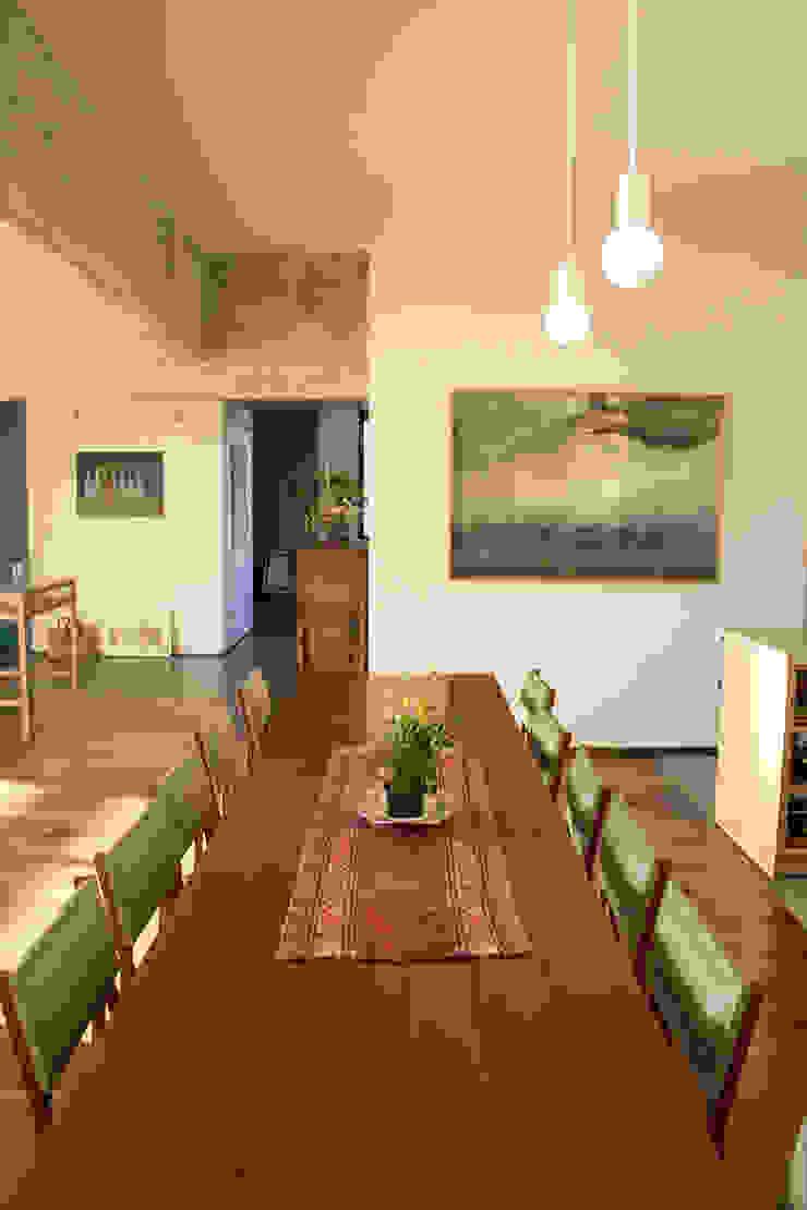 Comedores de estilo moderno de Ruta arquitetura e urbanismo Moderno
