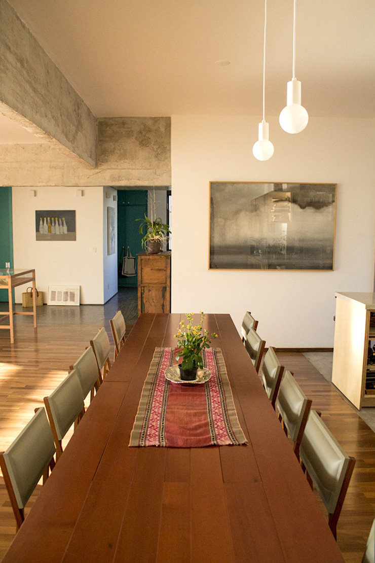 Ruta arquitetura e urbanismo Їдальня