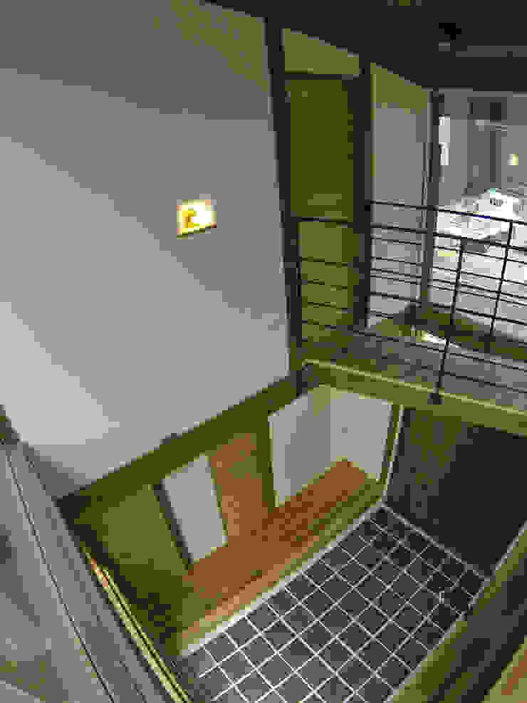 Rustik Multimedya Odası Interstudio Architects & Associates Japan Rustik