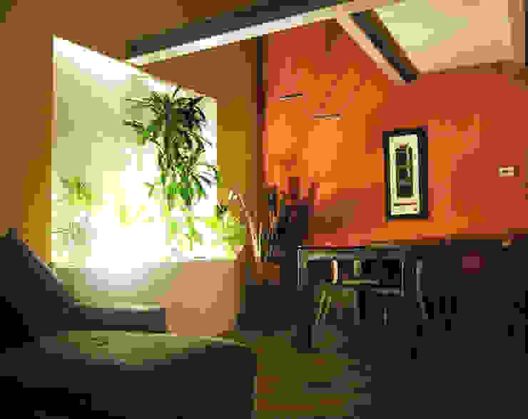 VIA RIMESSE, BOLOGNA Sala da pranzo moderna di Studio Ethos Project Moderno