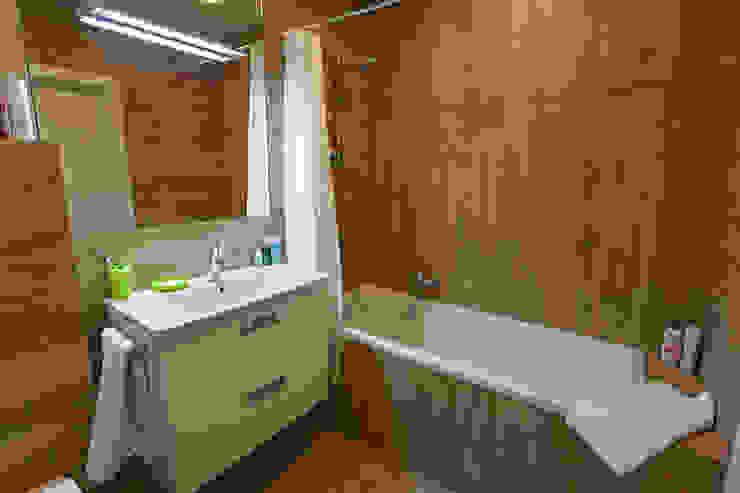 ПРАВИЛА РАЗВИТИЯ 2.0: Л-СИСТЕМЫ Ванная комната в стиле минимализм от DMYTRO ARANCHII ARCHITECTS Минимализм