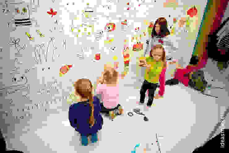 Recámaras infantiles escandinavos de IdeasMarket Escandinavo