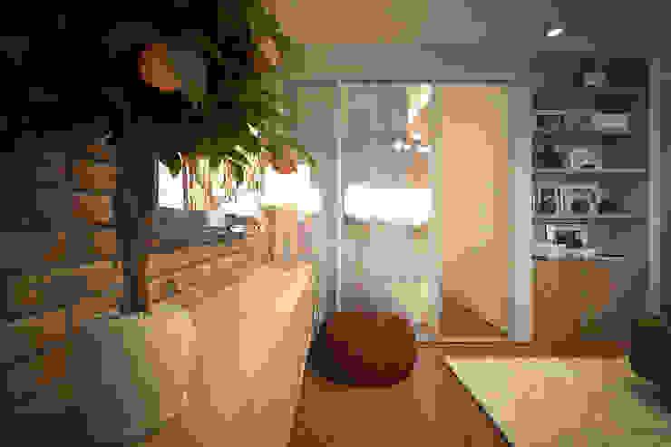 Дизайн-проект квартиры в стиле лофт. Гостиная в стиле лофт от Александра Петропавловская Лофт Кирпичи
