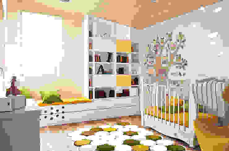 Projekty,  Pokój dziecięcy zaprojektowane przez Bronx, Eklektyczny