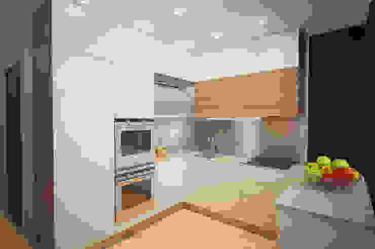 Дизайн-проект квартиры в стиле лофт. Кухня в стиле лофт от Александра Петропавловская Лофт