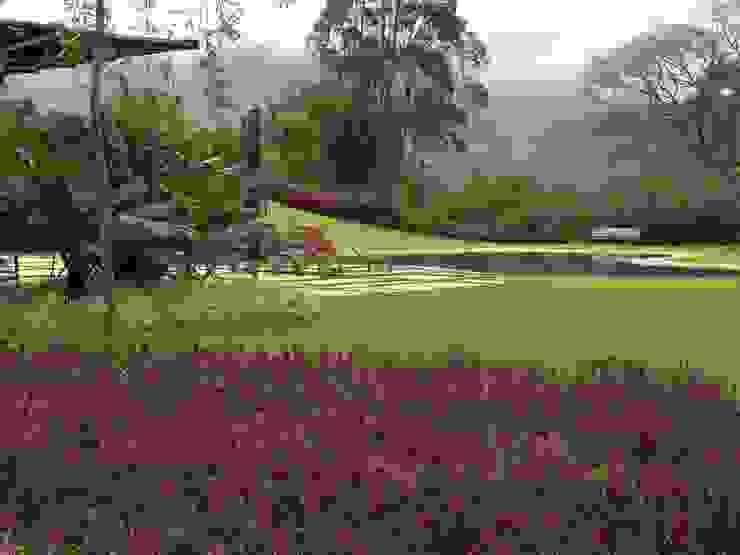 Landscape Paisagismo Jardin rural
