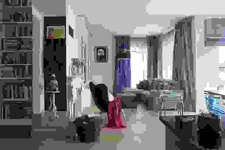 Pracownia Projektowa Hanna Kłyk Living roomSofas & armchairs