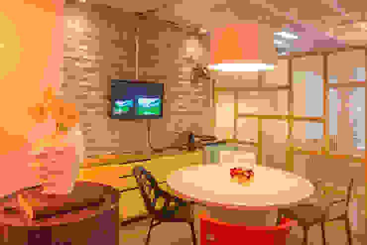 Bloom Arquitetura e Design Escritórios modernos por Bloom Arquitetura e Design Moderno