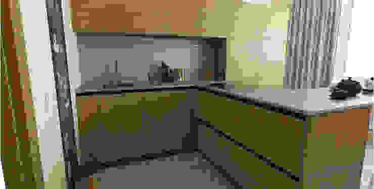 Кухня 13 кв.м. от Oleggio Минимализм