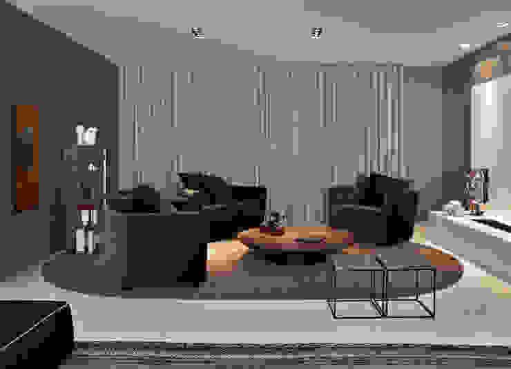 Apartamento Lolita - Belvedere por lena pinheiro - interior design Moderno