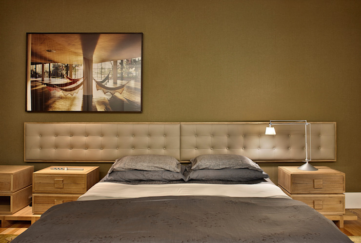 lena pinheiro - interior design 의  침실