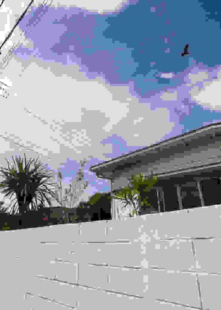 「AKIYA HOUSE」 オリジナルな 家 の vibe design inc. オリジナル