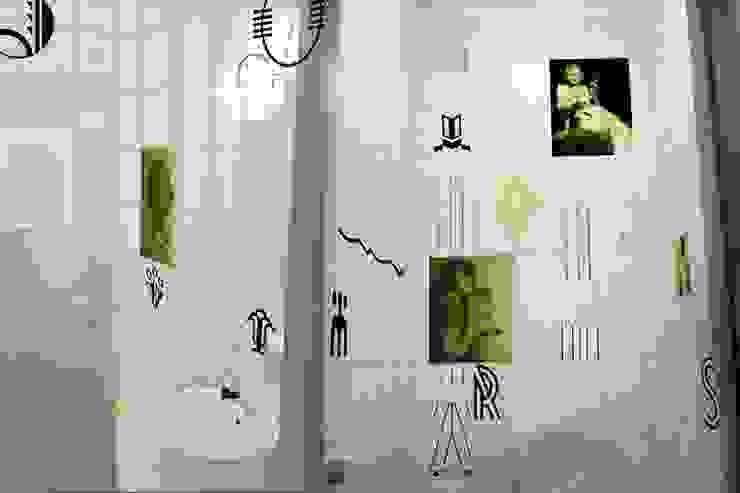 Projekt muralu od Pracownia Projektowa Hanna Kłyk Eklektyczny