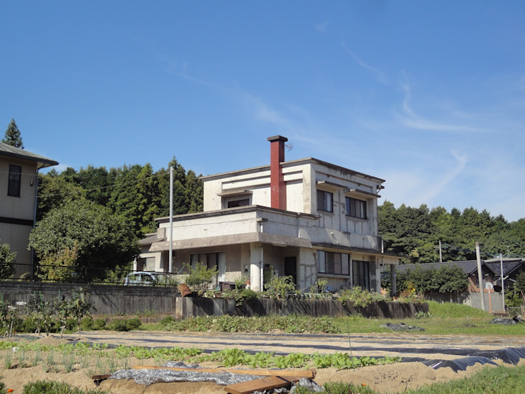 改修前 外観 の 松本勇介建築設計事務所 / Office of Yuusuke MATSUMOTO