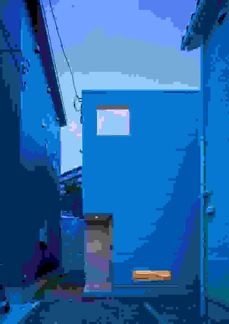 三浦の家 萩原健治建築研究所 ミニマルな 家