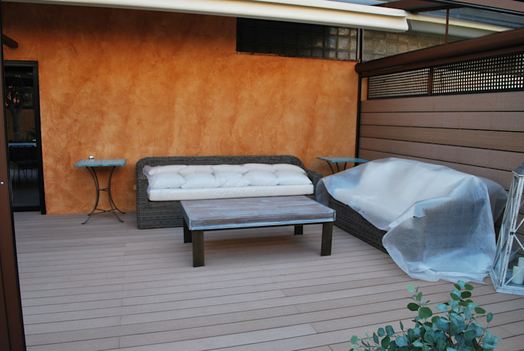 Vicente Galve Studio Patios & Decks