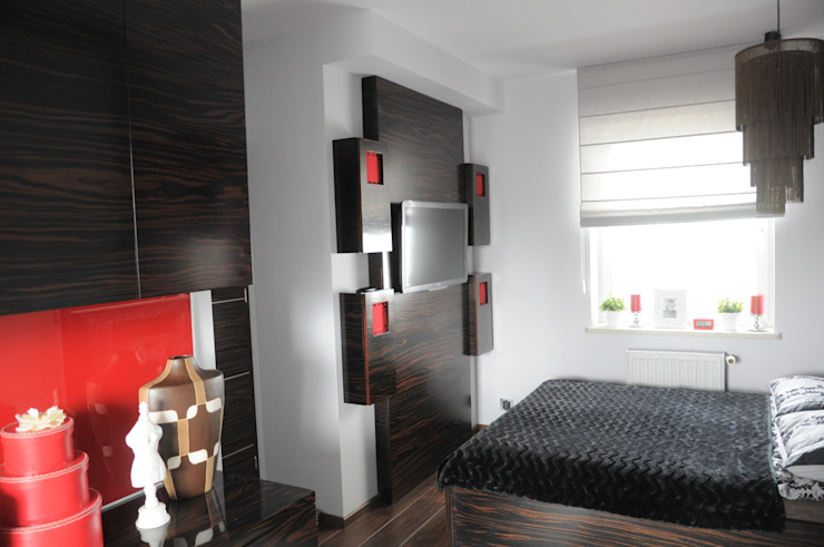 Modern style bedroom by Perfect Home Modern