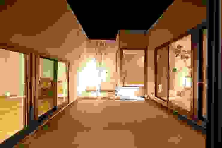 Modern Garden by C-design吉内建築アトリエ Modern