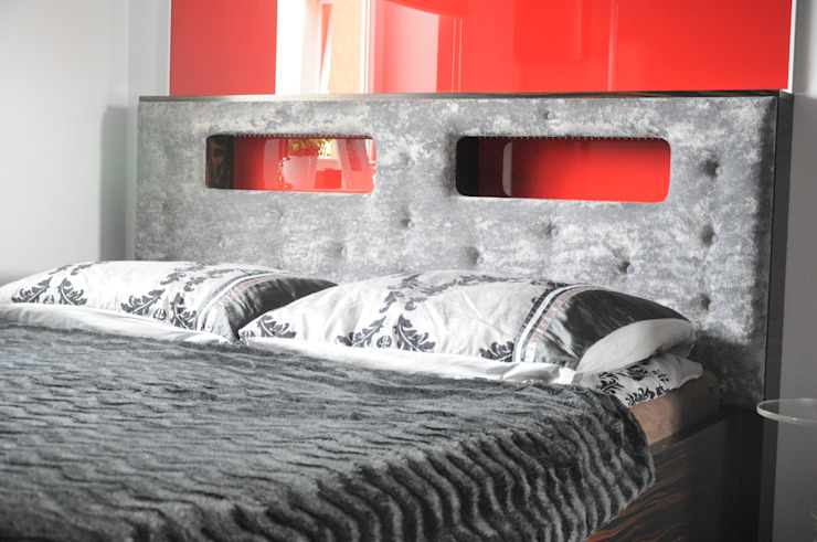 Modern Bedroom by Perfect Home Modern