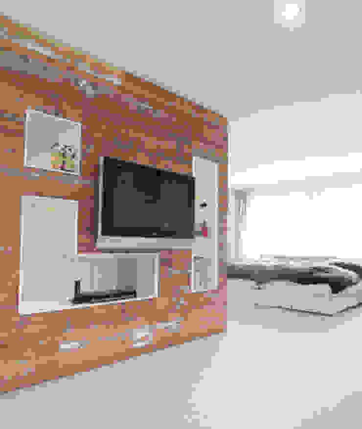 UEHARA HOUSE オリジナルスタイルの 寝室 の vibe design inc. オリジナル