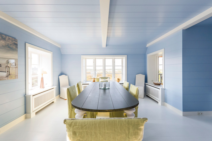 Classic style dining room by Ralph Justus Maus Architektur Classic