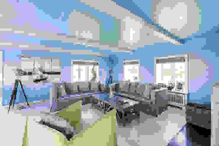 Klasik Oturma Odası Ralph Justus Maus Architektur Klasik