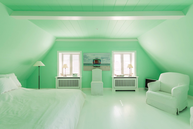 Bedroom by Ralph Justus Maus Architektur,