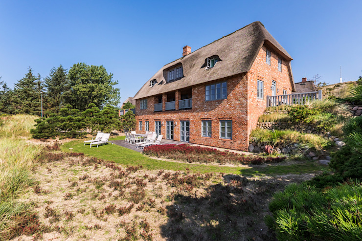 Rumah Klasik Oleh Ralph Justus Maus Architektur Klasik