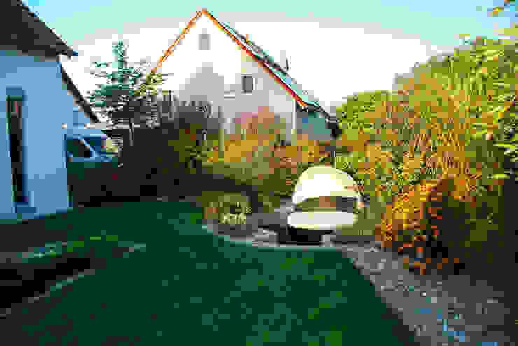 Der Garten der Gegensätze Ausgefallener Garten von -GardScape- private gardens by Christoph Harreiß Ausgefallen