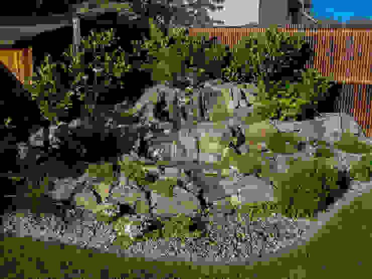 sdfgsdf Jardines eclécticos de -GardScape- private gardens by Christoph Harreiß Ecléctico