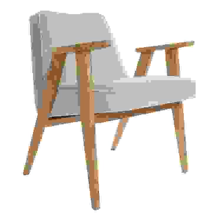 366 Chair - Velvet Collection, Colour: Mint od 366 Concept Design & Lifestyle Skandynawski