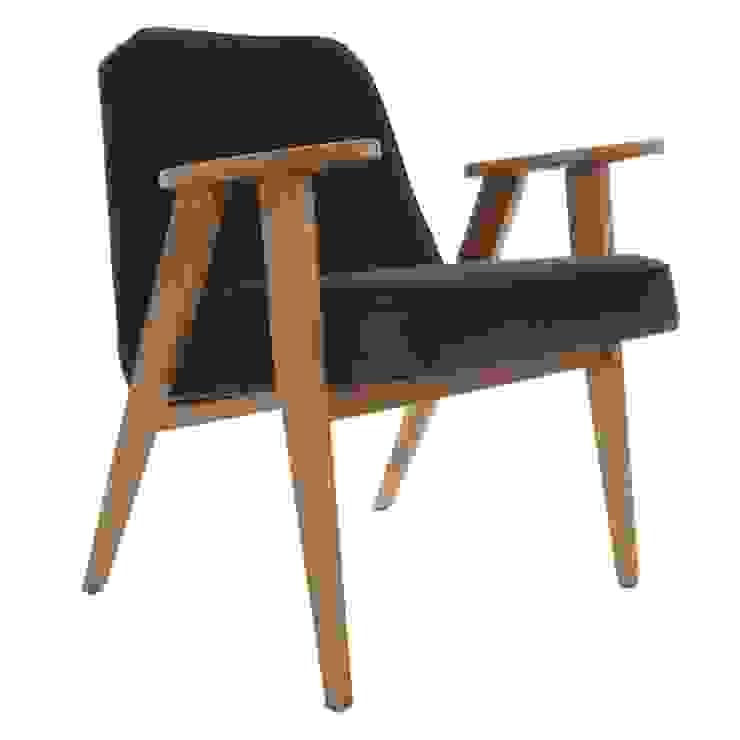 366 Chair - Velvet Collection, Colour: Indygo od 366 Concept Design & Lifestyle Skandynawski