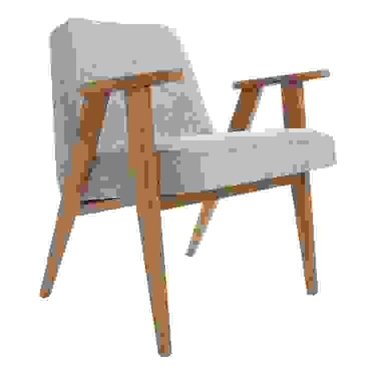 366 Chair Soft Loft Silver od 366 Concept Design & Lifestyle Skandynawski
