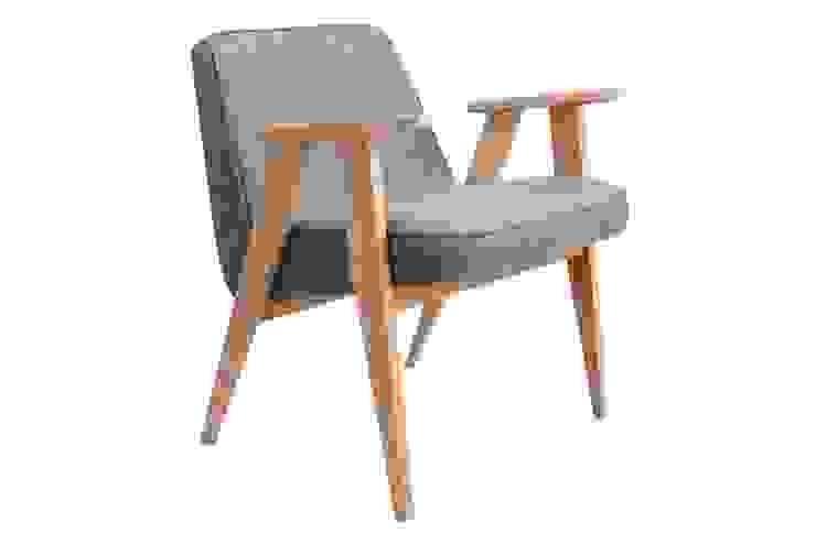 366 Chair Happy Hipster Aqua Green od 366 Concept Design & Lifestyle Skandynawski