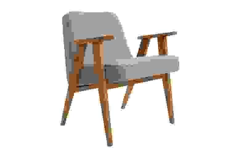 366 Chair Happy Hipster Grey od 366 Concept Design & Lifestyle Skandynawski