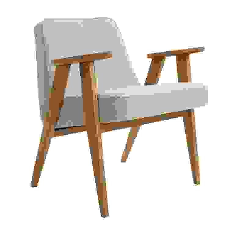 366 Chair Happy Hipster Beige od 366 Concept Design & Lifestyle Skandynawski