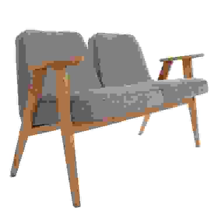 366 Sofa Soft Loft Grey od 366 Concept Design & Lifestyle Skandynawski