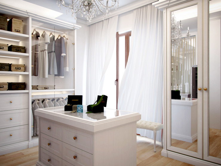 Dressing room by Bronx,