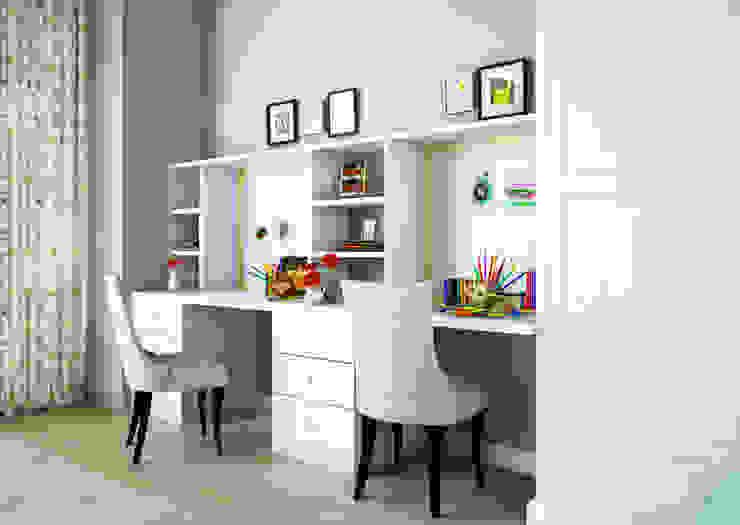 Bronx Eclectic style nursery/kids room