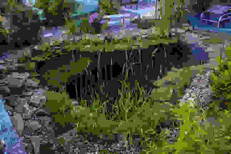 Modern Garden by -GardScape- private gardens by Christoph Harreiß Modern