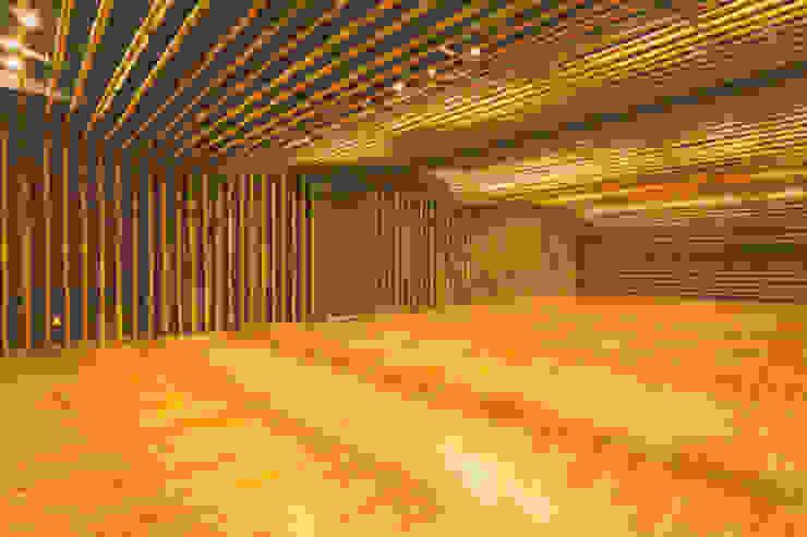 2階の竹の間 ミニマルデザインの 多目的室 の 一級建築士事務所たかせao ミニマル