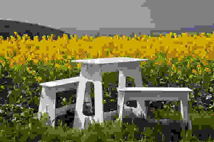 Steckmöbel Event-Tisch: modern  von das wunschmöbel,Modern