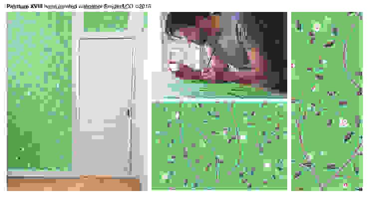Hand painted wallpaper Peinture XVIII van Snijder&CO Klassiek